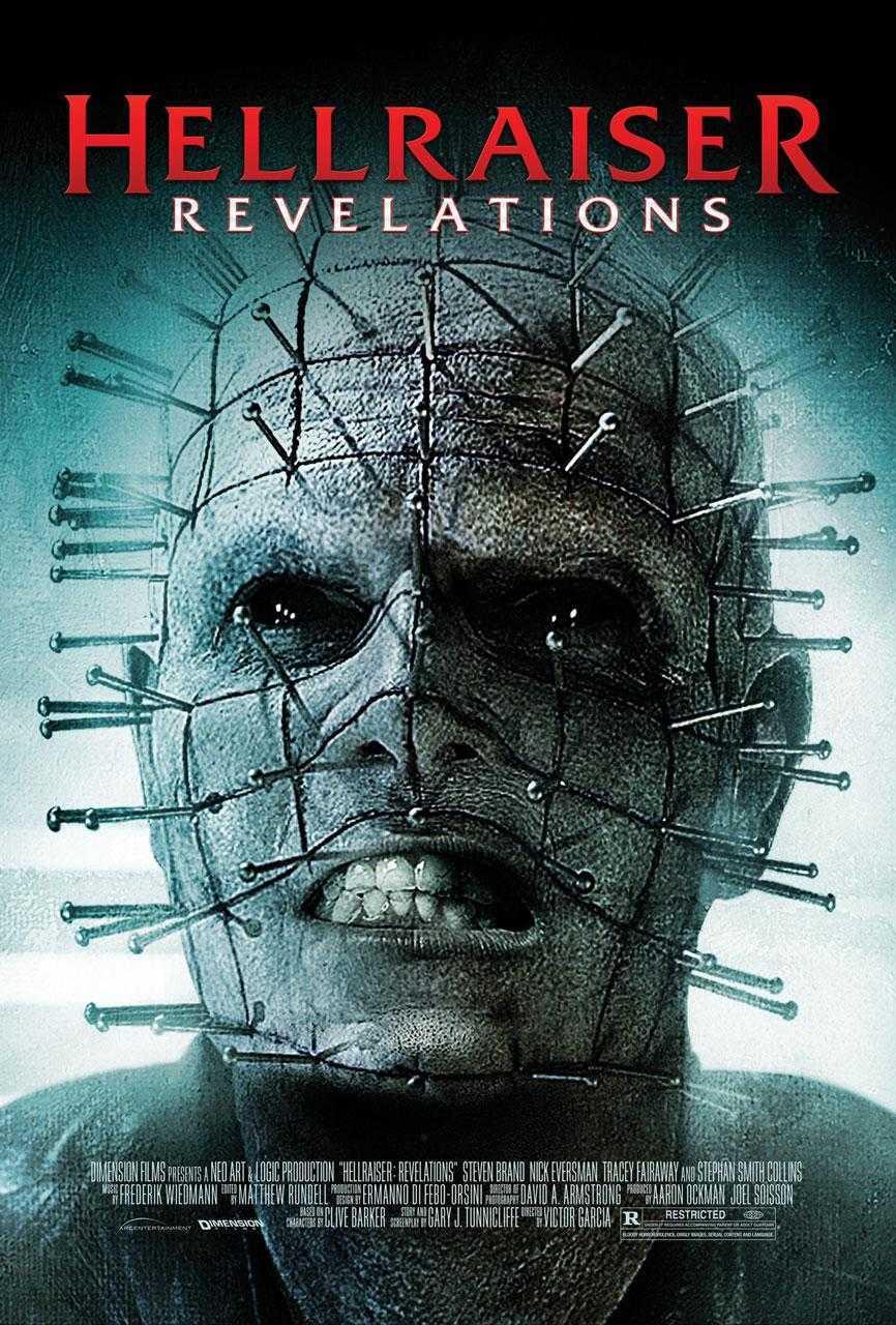Hellraiser: Revelations (2011) poster