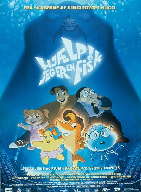 Help! I'm a Fish (2000) poster