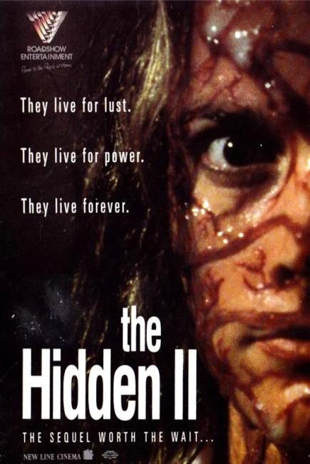 The Hidden II (1994) poster