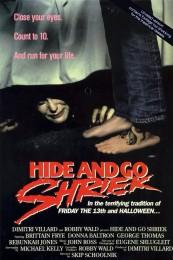 Hide and Go Shriek (1988) poster