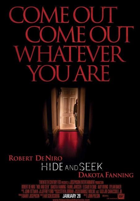 Hide and Seek (2005) poster