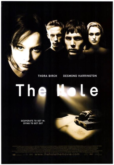 The Hole (2001) poster