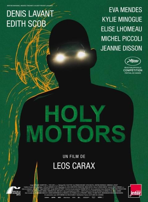 Holy Motors (2012) poster
