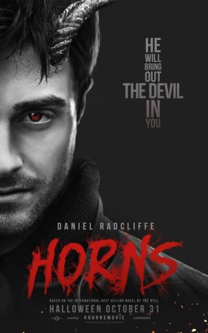 Horns (2013) poster