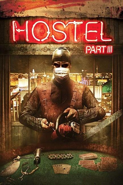 Hostel Part III (2011) poster