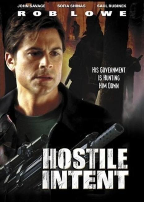 Hostile Intent (1997) poster
