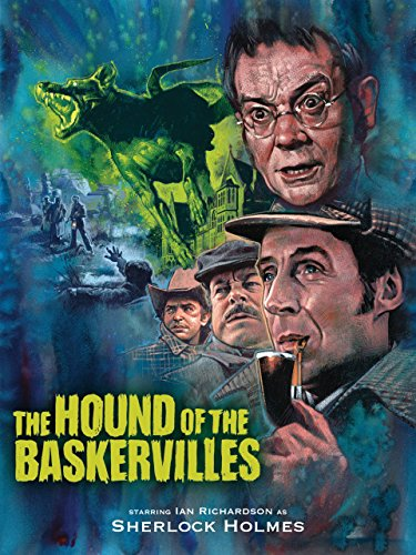 The Hound of the Baskervilles (1983) poster