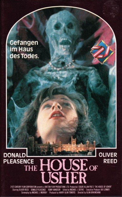 The House of Usher (1989) poster