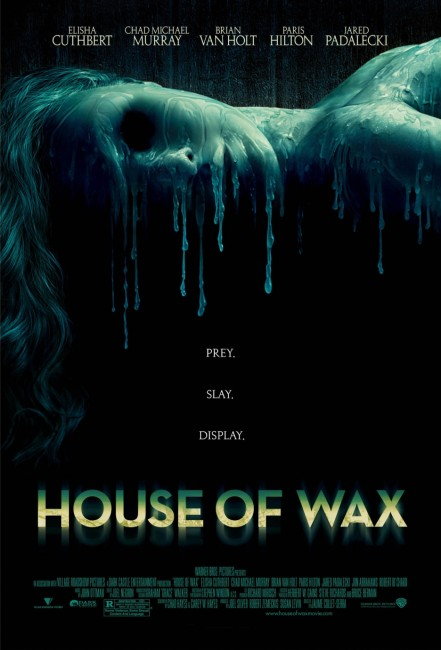 House of Wax (2005) poster
