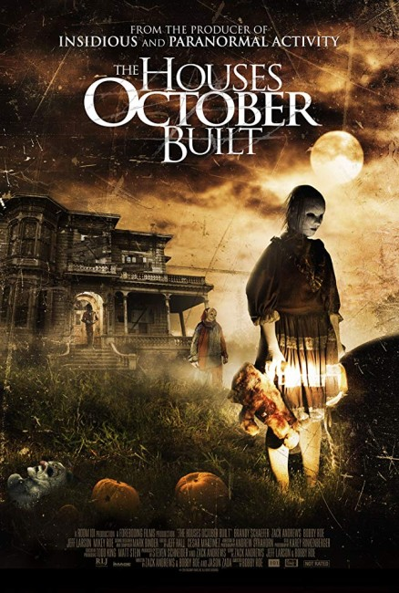 The Houses October Built (2014) poster