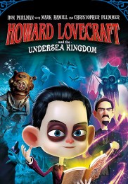 Howard Lovecraft and the Undersea Kingdom (2017) poster