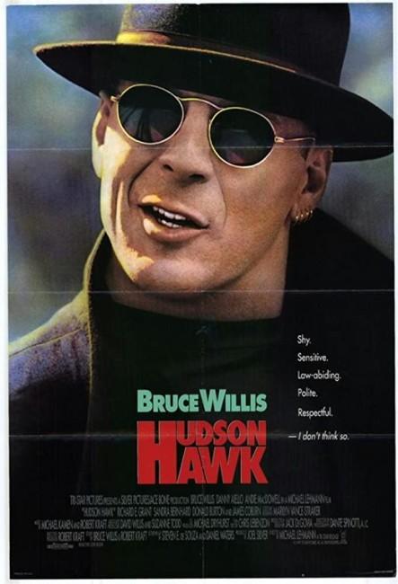 Hudson Hawk (1991) poster