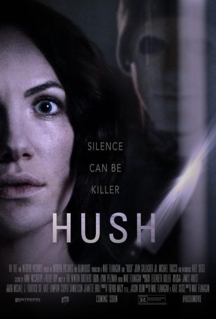 Hush (2016) poster