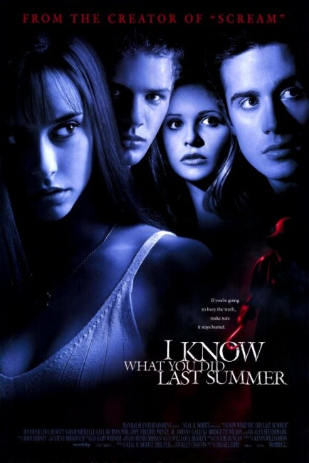 I Know What You Did Last Summer (1997) poster