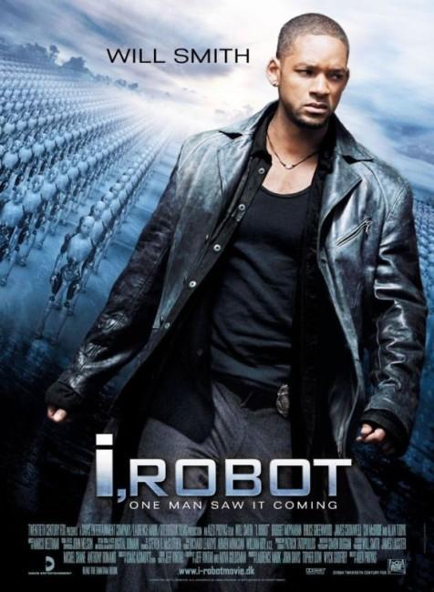 I, Robot (2004) poster