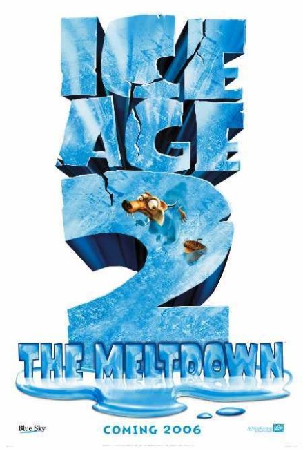 Ice Age 2 (2006) poster