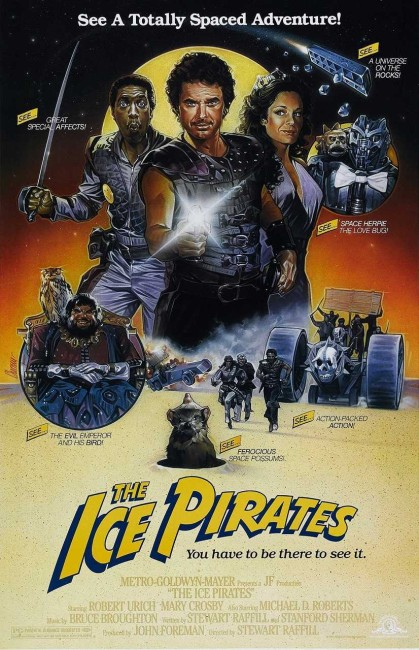 The Ice Pirates (1984) poster