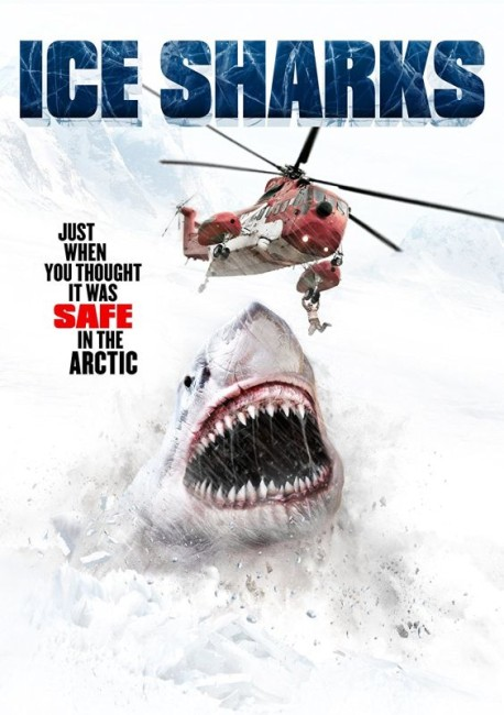 Ice Sharks (2016) poster