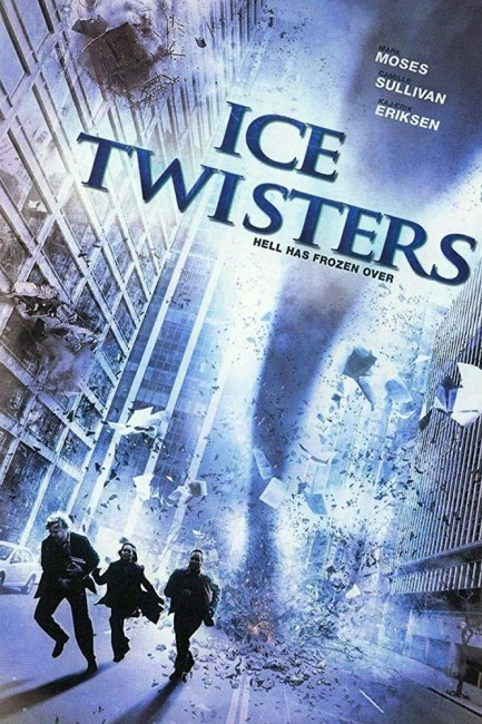 Ice Twisters (2009) poster