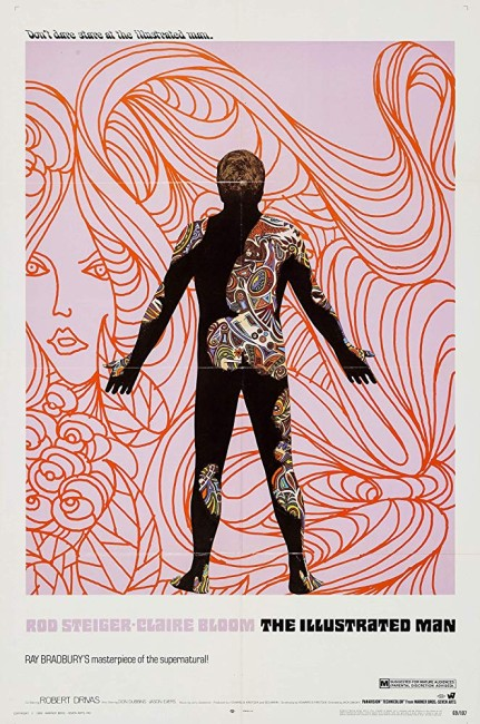 The Illustrated Man (1969) poster