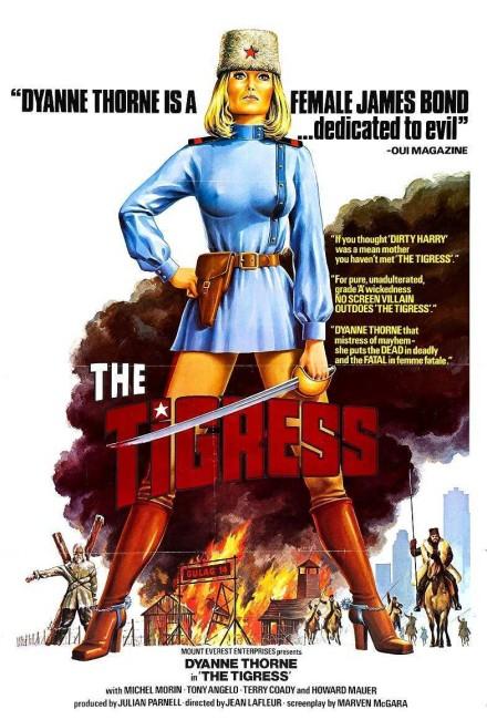 Ilsa, The Tigress of Siberia (1977) poster
