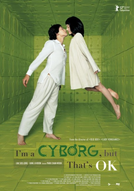 I'm a Cyborg, But That's Ok (2006) poster