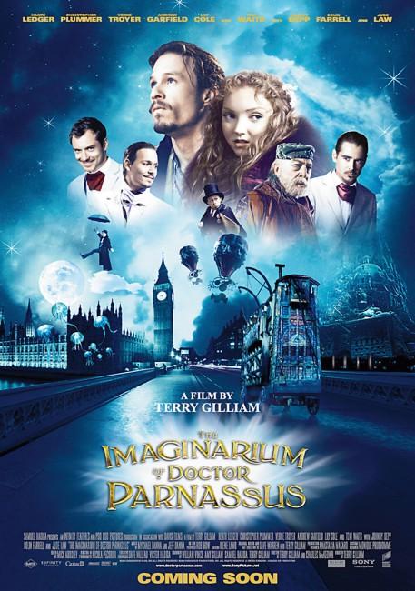 The Imaginarium of Doctor Parnassus (2009) poster