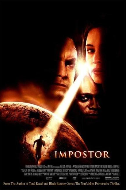 Impostor (2002) poster