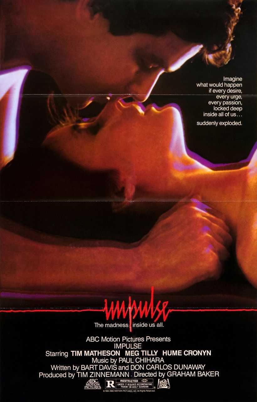 Impulse (1984) poster
