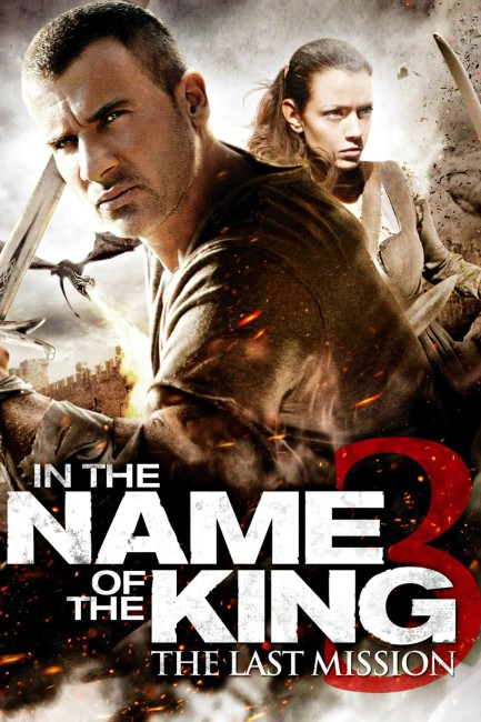 In the Name of the King 3 (2014) poster