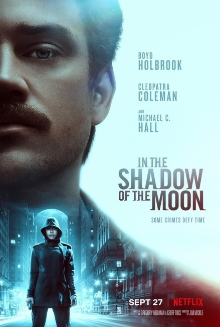 In the Shadow of the Moon (2019) poster