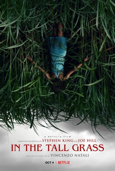 In the Tall Grass (2019) poster