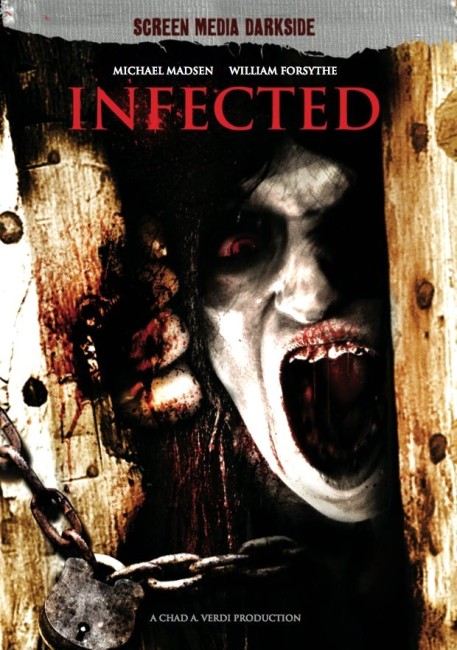 Infected (2013) poster