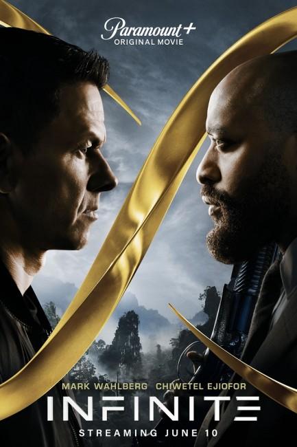 Infinite (2021) poster