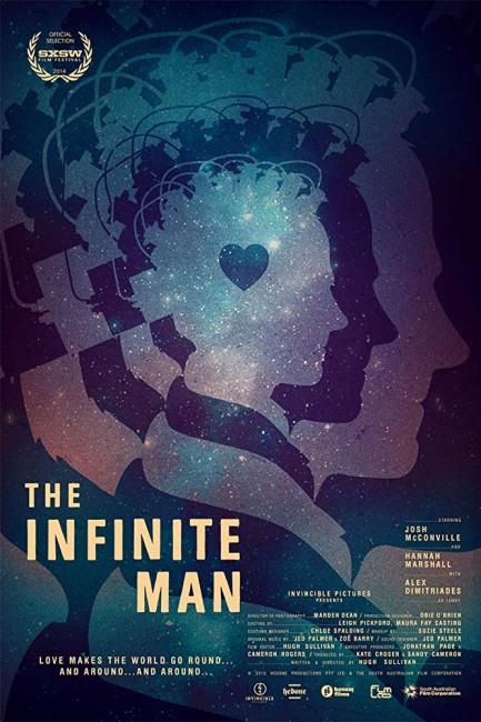 The Infinite Man (2014) poster