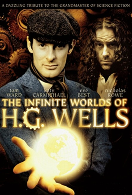 The Infinite Worlds of H.G. Wells (2001) poster