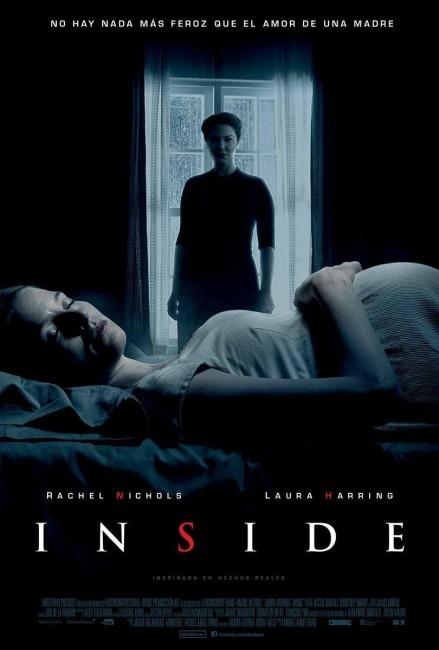 Inside (2016) poster