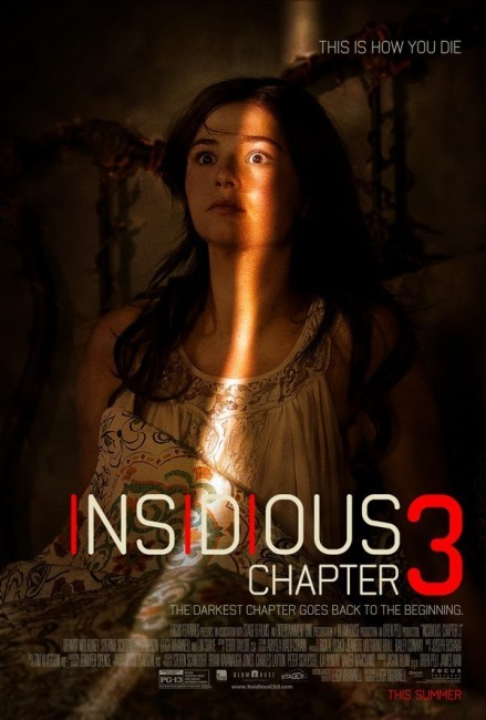 Insidious Chapter 3 (2015) poster
