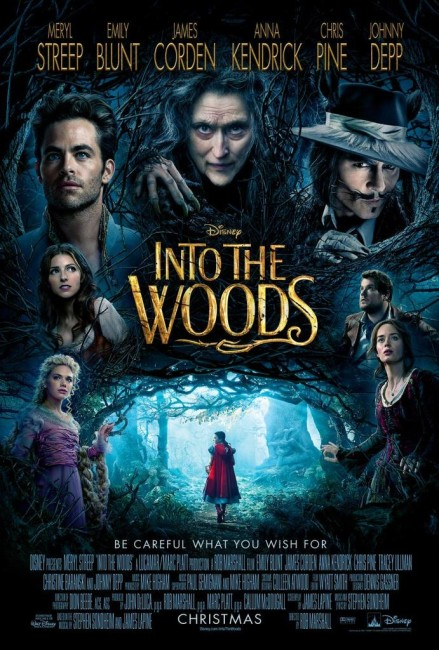 Into the Woods (2014) poster