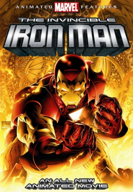 The Invincible Iron Man (2007) poster