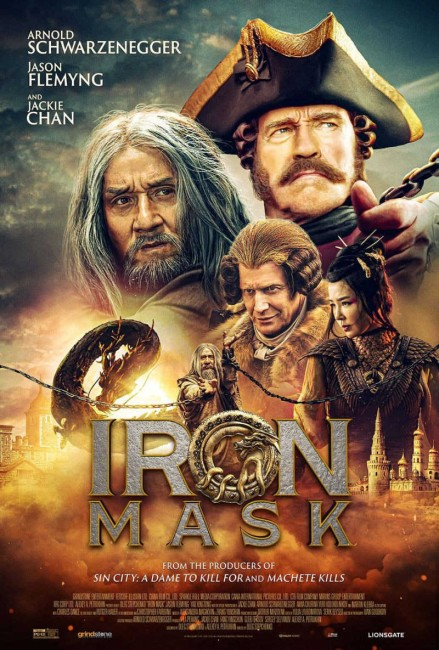 The Iron Mask (2019) poster