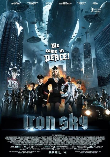 Iron Sky (2012) poster