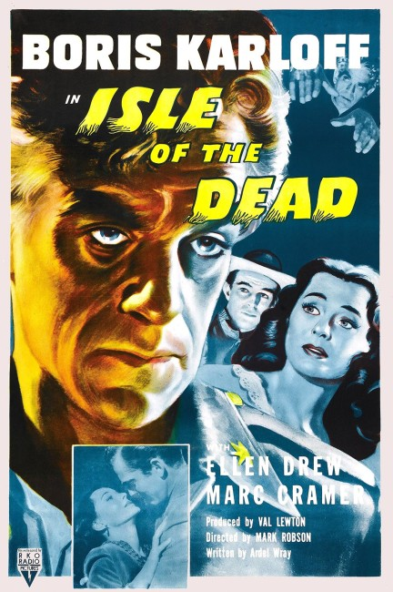 Isle of the Dead (1945) poster