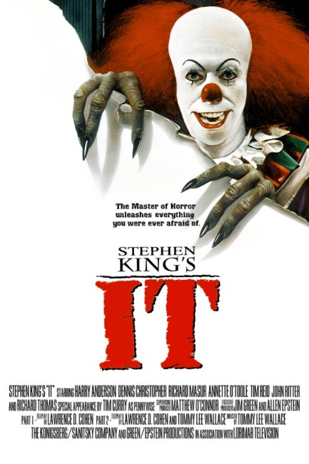 It (1990) poster