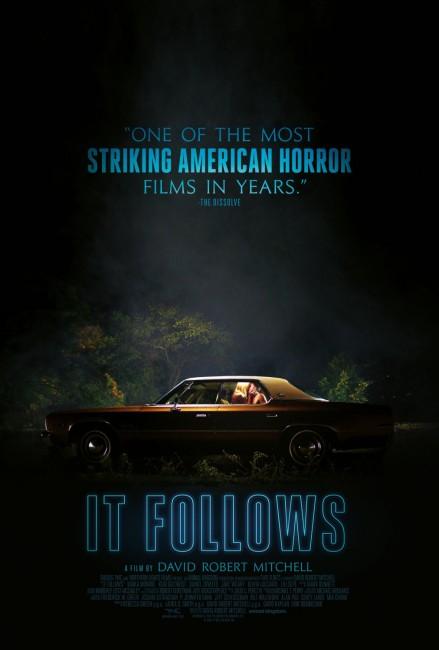 It Follows (2014) poster