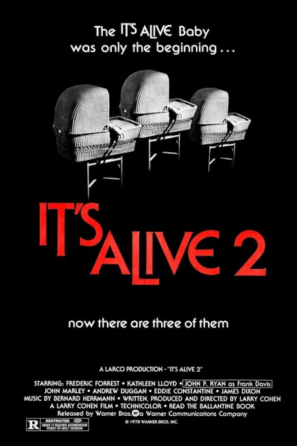 It Lives Again (1978) poster