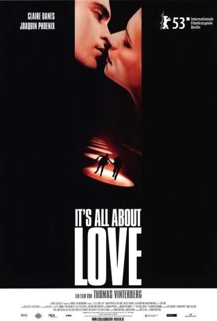 It's All About Love (2003) poster
