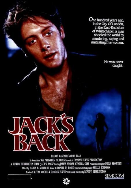 Jack's Back (1988) poster