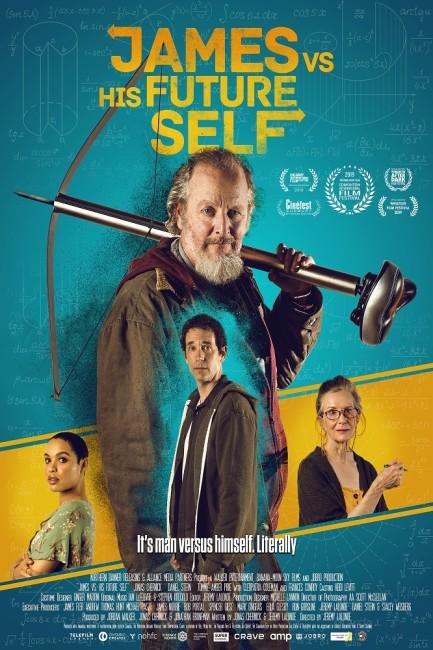 James vs. His Future Self (2019) poster