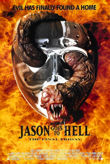 Jason Goes to Hell: The Final Friday (1993) poster